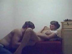 Русский домашний секс на скрытую камеру