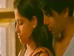 Горячий индийский секс влюбленных