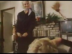 Ретро секс молоденьких лесбияночек