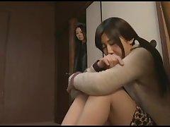 Лесбийское порно двух азиатских шлюшек