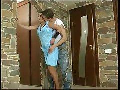Реальное домашнее русское порно с молодыми любовниками