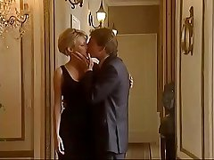 Ретро порно с очаровательной блондинкой